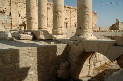 2035 - Palmyra - świątynia Baala