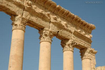 2040 - Palmyra - świątynia Baala