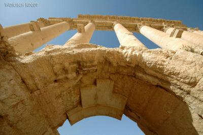 2042 - Palmyra - świątynia Baala