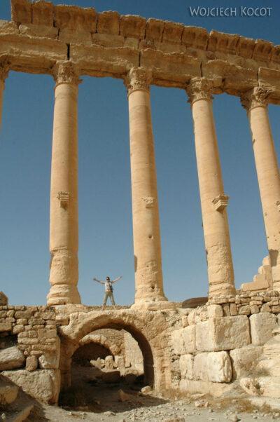2045 - Palmyra - świątynia Baala