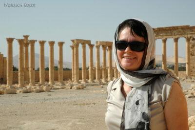2077 - Palmyra - świątynia Baala