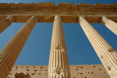2079 - Palmyra - świątynia Baala