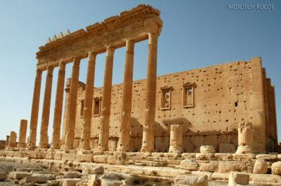2082 - Palmyra - świątynia Baala