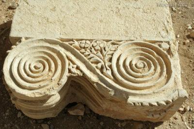 2088 - Palmyra - świątynia Baala