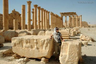 2090 - Palmyra - świątynia Baala