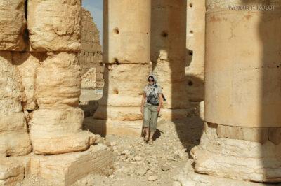 2099 - Palmyra - świątynia Baala