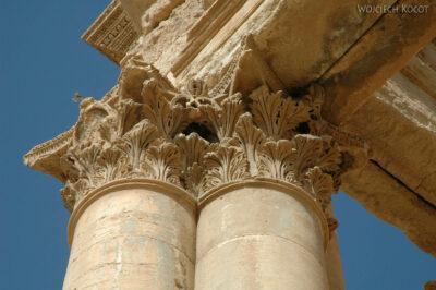 2101 - Palmyra - świątynia Baala