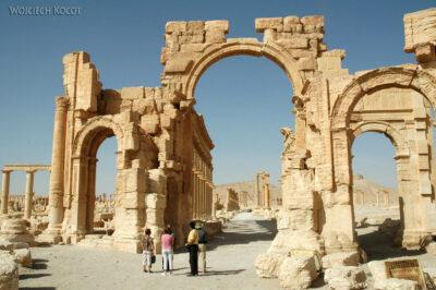 2107 - Palmyra - ruiny miasta