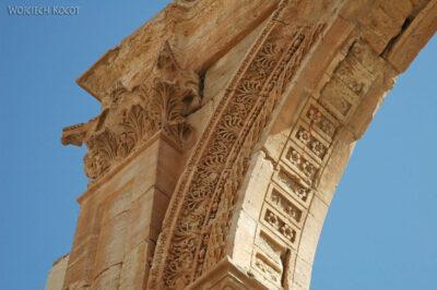 2110 - Palmyra - ruiny miasta