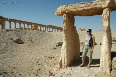 2121 - Palmyra - ruiny miasta