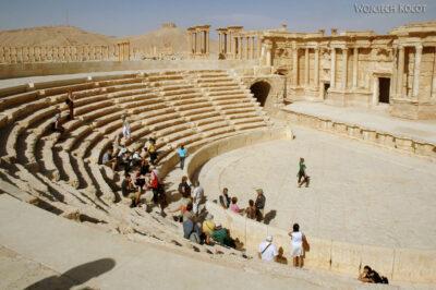2125 - Palmyra - ruiny miasta