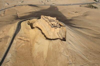 2155ff -Palmyra - ruiny miasta