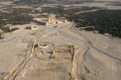 2155hh -Palmyra - ruiny miasta