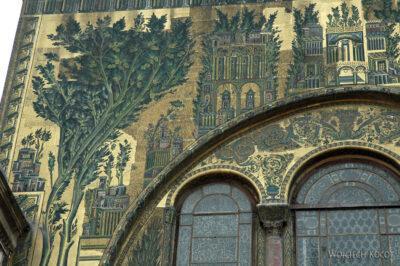 4020 - Mozaika nafrontonie