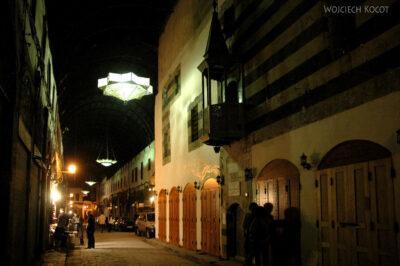 4075 - Stary Damaszek nocą