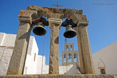 05076 - Patmos - dzwonnice