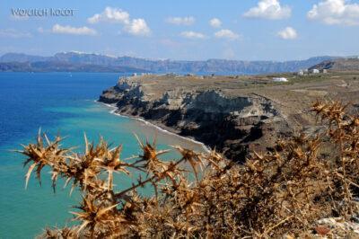 Santorini - cześć południowa