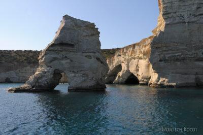 10095 - Milos - przy jaskiniach