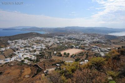 10195 - Milos - Plaka - widok zeszczytu