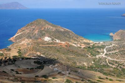 10198 - Milos - Plaka - widok zeszczytu