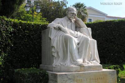 13002 - Ateny - pomnik