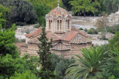 13113 - Ath - kościółek przy Agorze