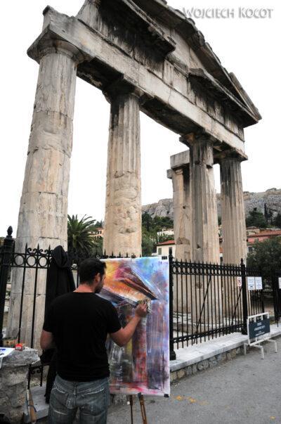 14012 - Ath - Brama Ateny