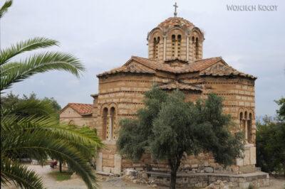 14054 - Ath - kościółek przy Agorze