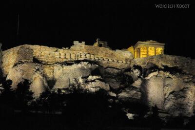 14070 - Ath - Akropol nocą