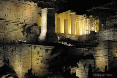 14072 - Ath - Akropol nocą