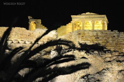 14079 - Ath - Akropol nocą