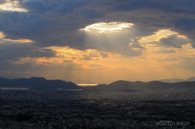 15116 - Ath - widoki zgóry Lykavittos