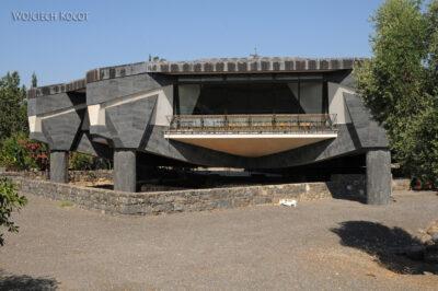 036 - Capharnaum - Bazyl.nad ruinami d.Św.Piotra