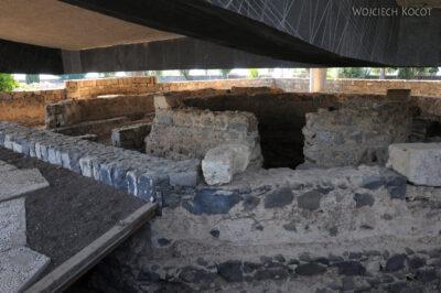 037 - Capharnaum - Bazyl.nad ruinami d.Św.Piotra