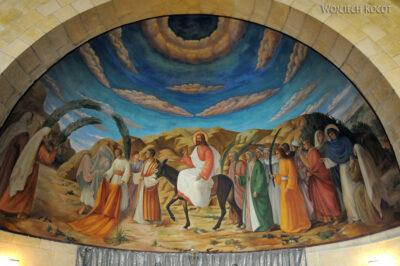 012 - Tu P.Jezus wsiadł naosiłka wN.Palmową