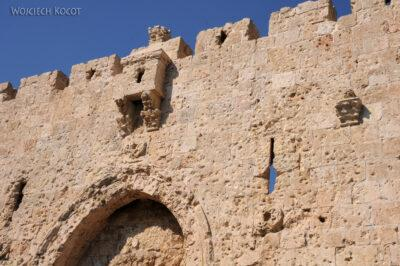 040 - Jerozolima - Syjon Gate