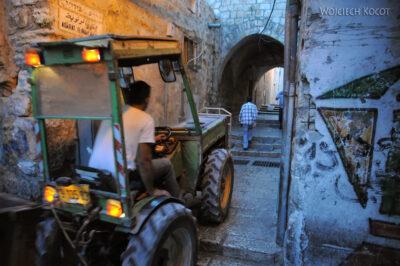 132 - Uliczki Old City ozmroku