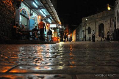 138 - Uliczki Old City nocą