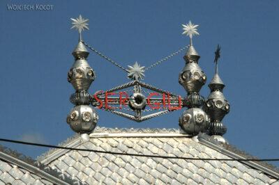 B091 - Hunedoara - cygańskie pałace