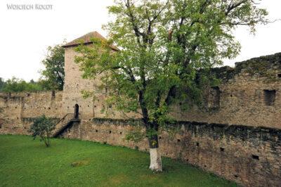 C021 - Calnic - zamek