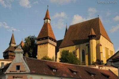 C116 - Biertan - Kościół Warowny