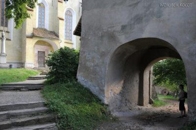 C124 - Biertan - Kościół Warowny