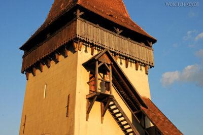 C137 - Biertan - Kościół Warowny