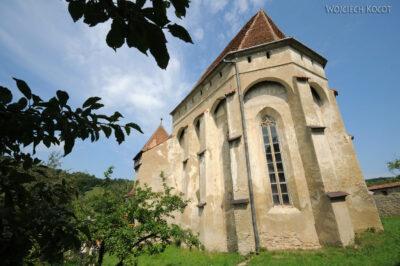D018 - Kościół Warowny wCopsa Mare