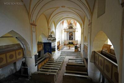 D022 - Kościół Warowny wCopsa Mare