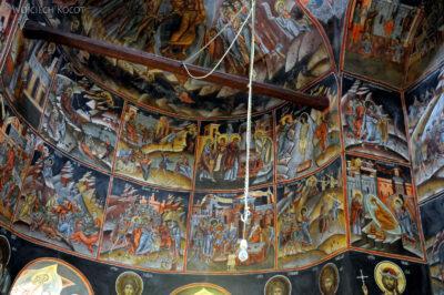 F034 - Manastirea Polovragi