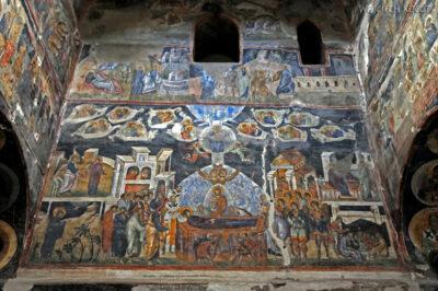 F161 - Curtea de Arges - Biserica Stara