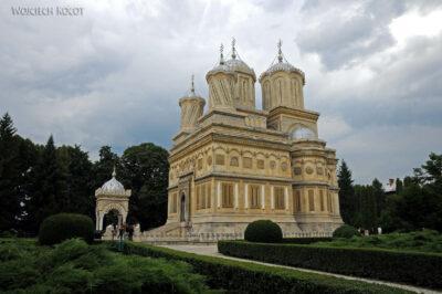 F170 - Curtea de Arges - Manastire - kręcony