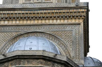 F178 - Curtea de Arges - Manastire - kręcony