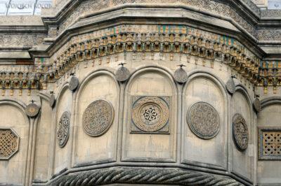 F179 - Curtea de Arges - Manastire - kręcony